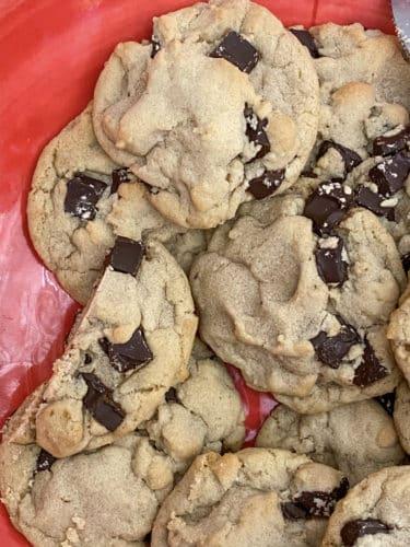 Zero-Calorie Chocolate Chunk Cookies by Dawn Becker