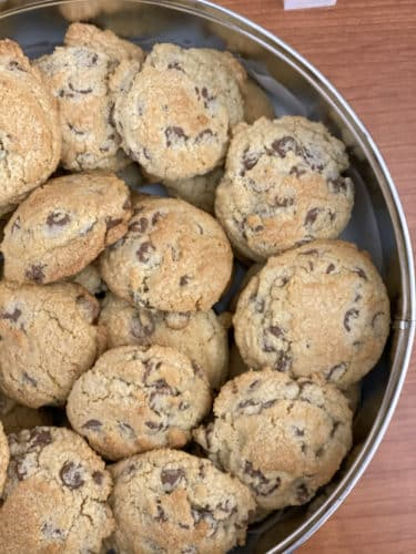 Chocolat Chip Cookies by Meghan Ralston