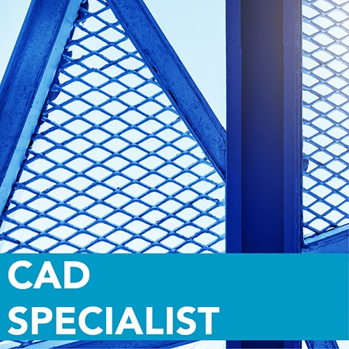 Hiring CAD Specialist - 500px
