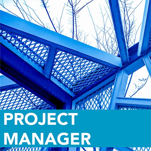 Hiring Project Manager - 500px
