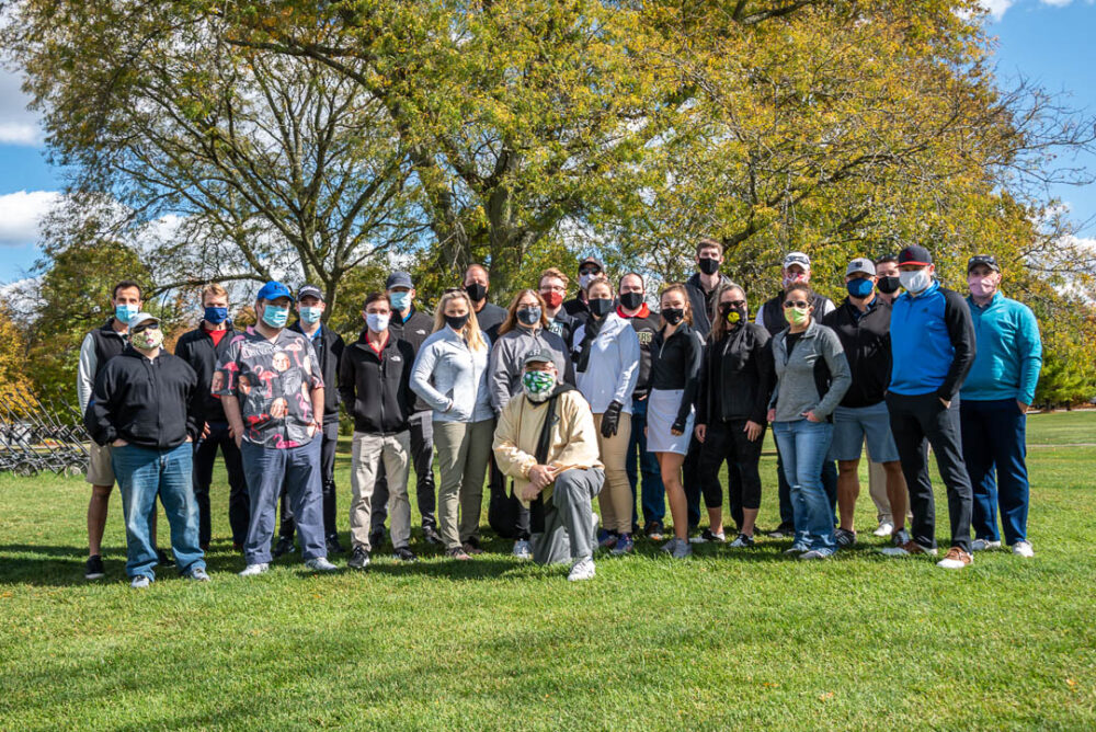SMBH 2020 Golf Outing at Thorn Apple Country Club.