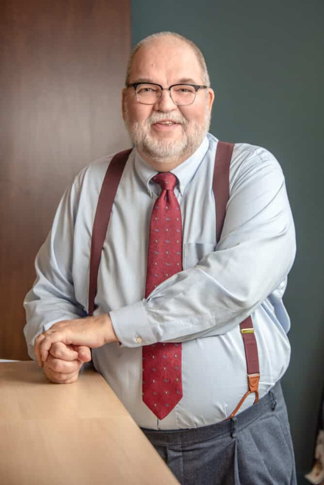Portrait of Bob Baumann of SMBH, Inc.